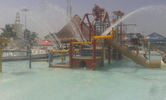 Wet'n Wild Cancun : Area de niños