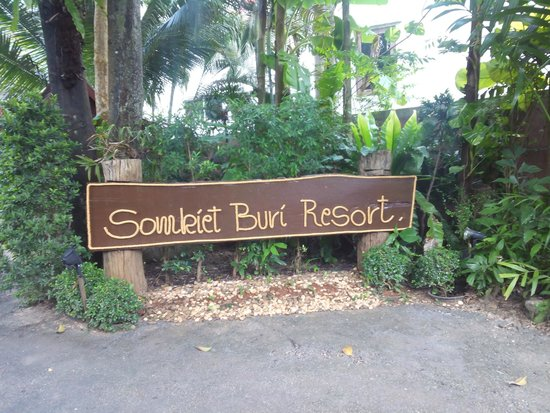Somkiet Buri Resort: somkiet