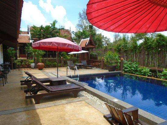 Seapines Villa Liberg: pool