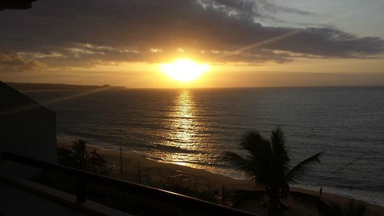 Cabo Villas Beach Resort: Sunrise View from Suite Balcony
