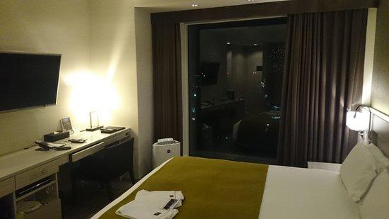 Mitsui Garden Hotel Ginza Premier: 部屋の写真