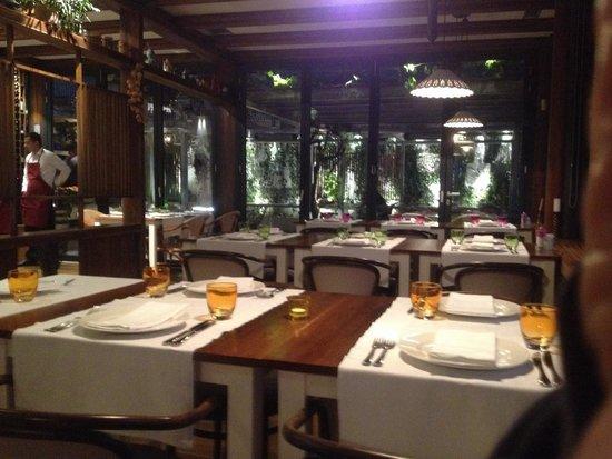 Restaurant Kibe : Restaurant innen