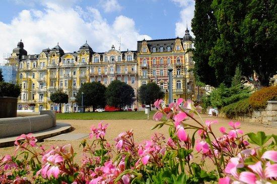 Orea Spa Hotel Palace Zvon: Отель Палас звон