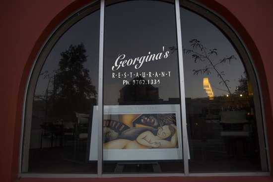 Georgina's Restaurant: Photo supplied by Rene from Rensmart Photography