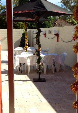 Georgina's Restaurant: Christmas Party