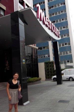 Mercure Curitiba Batel: Hotel Mercure