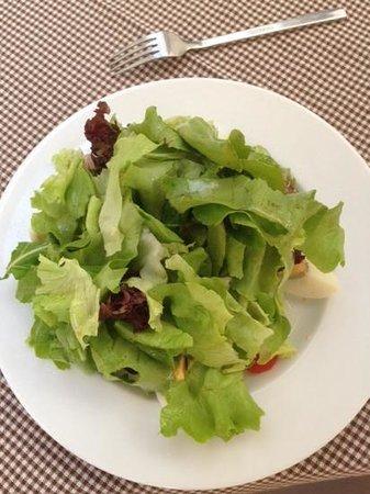 Anthos Restaurant: Tuna salad