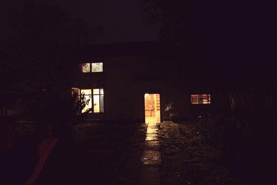 Chashiwu: Chawu at night