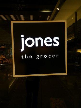 Jones the Grocer - ION