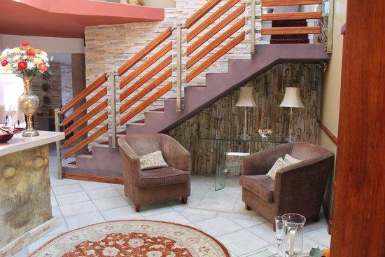 Kumbaya House : Reception/Lobby area