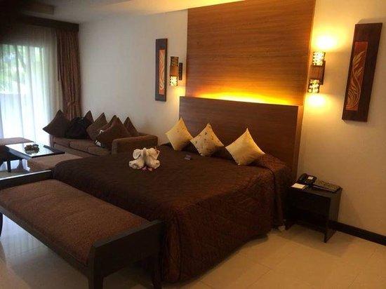 Horizon Karon Beach Resort & Spa: bedroom