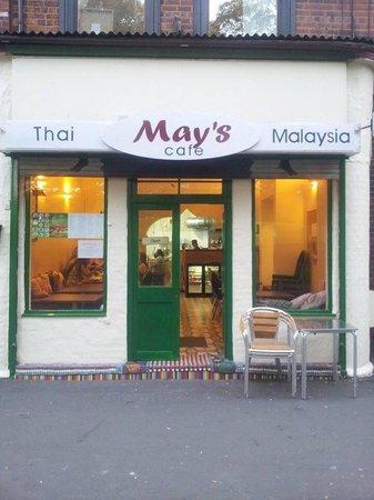 May's Thai Malaysian Cafe