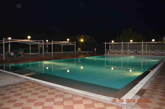 Club Hotel Baia Aranzos: piscina