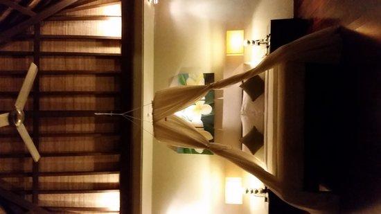 Le Jardin Villas, Seminyak: Bed Room