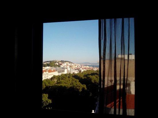 Marques De Pombal Hotel : Excelentes vistas