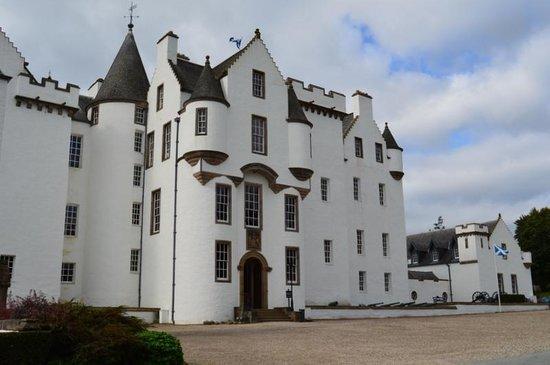 Blair Castle and Hercules Gardens: Blair Castle