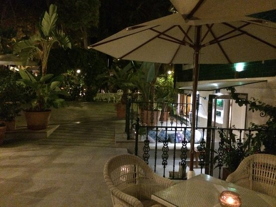 Palau Verd Hotel: Encanto