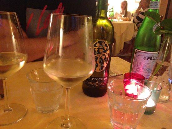 All'Ussero Osteria & Co.: Du vin de qualité
