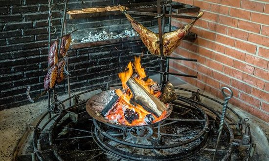 Eat Local Grill : Asado