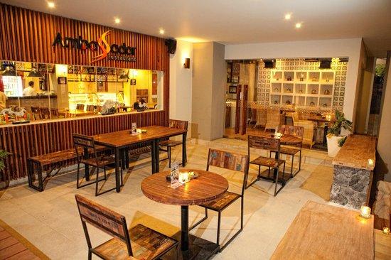Ambassador Restaurant Bali