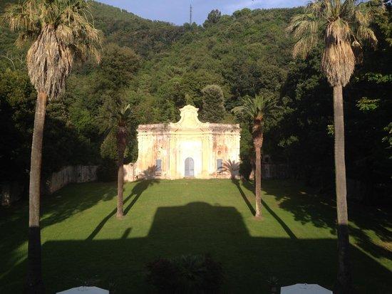 Relais dell'Ussero a Villa di Corliano: Anciens thermes