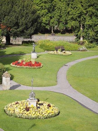 Parade Gardens: 公園
