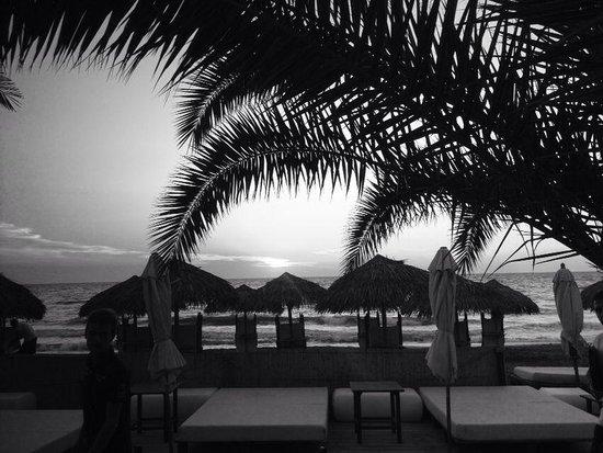 Florida Beach Club: Tramonto di fine estate 2