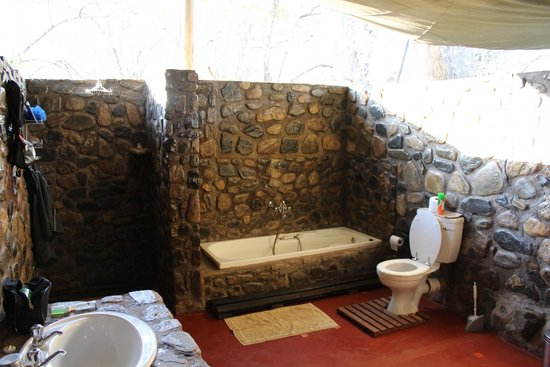 Bathroom Picture Of Mvuu Lodge Chiawa Conservancy Tripadvisor