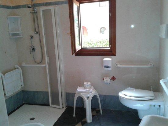 Hotel Bonsai: bagno confortevole