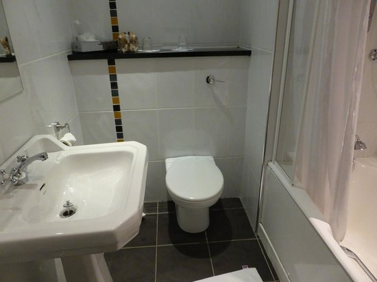 Riu Plaza The Gresham Dublin: Banheiro