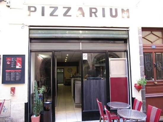 pizzarium clermont ferrand restaurant avis num ro de t l phone photos tripadvisor. Black Bedroom Furniture Sets. Home Design Ideas