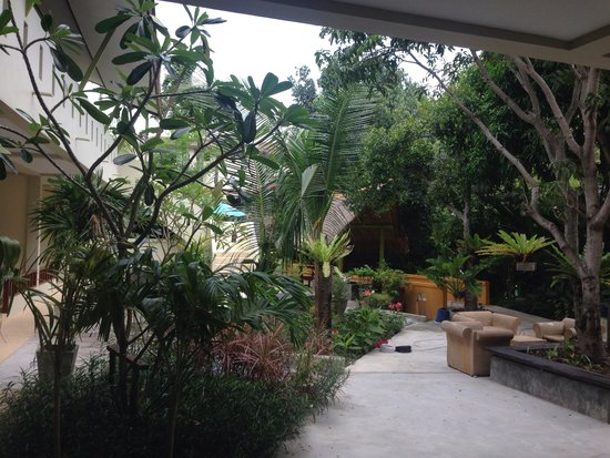 Kata Country House: Вид из номера 133