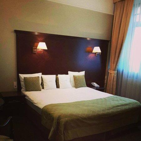 Grand Sal Hotel : Отель и местность
