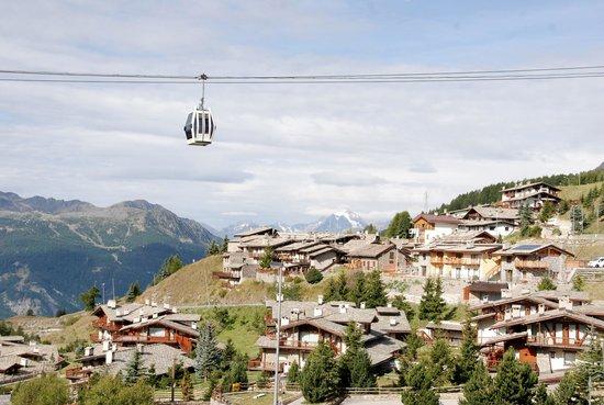 Villaggio Olimpico Sestriere - TH Resorts : vista dalla stanza