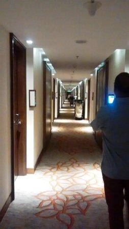 Courtyard by Marriott Bhopal : Rooms Corridor