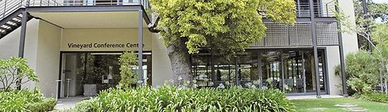 Vineyard Hotel : The best conference venue