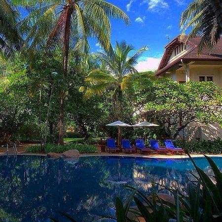 Settha Palace Hotel: Prefect tranquility