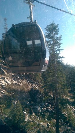 Grand Residences by Marriott, Tahoe - 1 to 3 bedrooms & Pent.: Gondola Ride