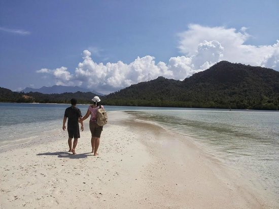 Лампунг, Индонезия: Pulau Pahawang Kecil, Lampung, Indonesia
