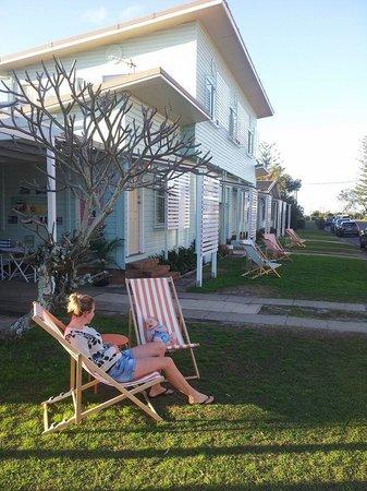 La Costa Motel: Chilling out at Lacosta