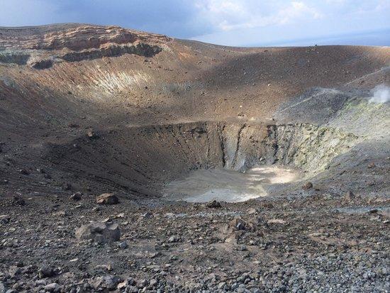 Scalata al Cratere : Al cratere!