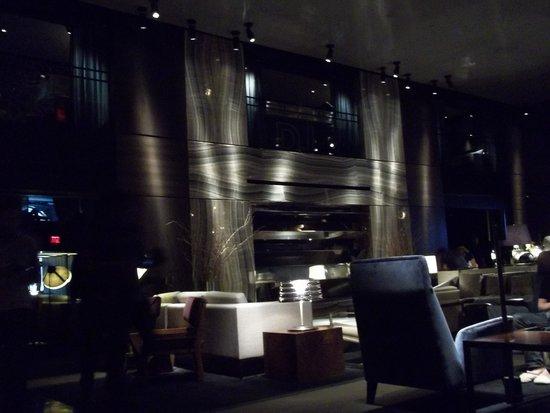 Paramount Hotel Times Square New York: hall d'entrée de l'hôtel