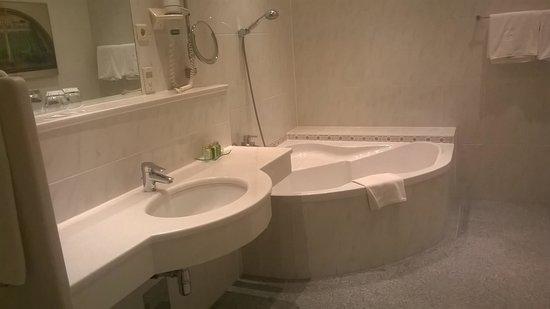 Palais Hotel Erzherzog Johann: l'ottimo bagno da 4 stelle