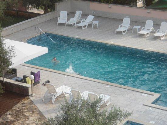Hotel Carmen: Uitzicht