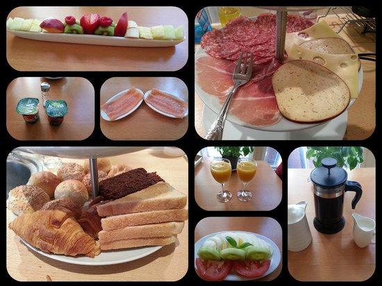 Breakfast At CityCenter Bed and Breakfast Amsterdam