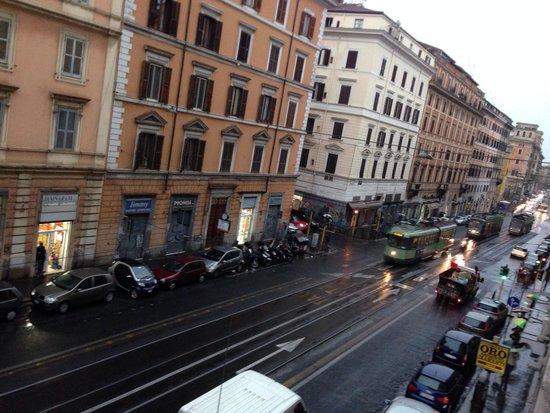 Hostel Beauty: Вид из окна