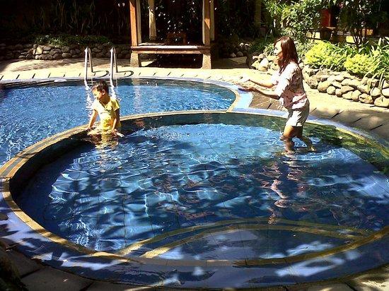 Sukajadi Hotel: mini lovely pool