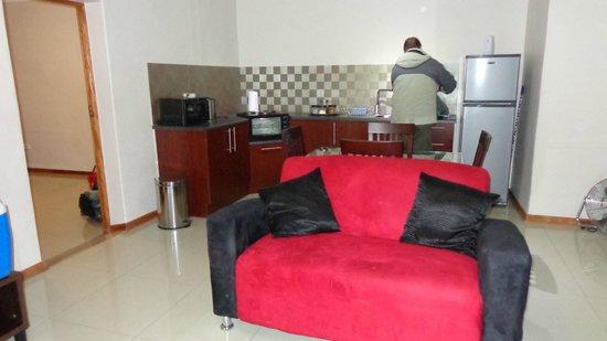 Springbok Apartment