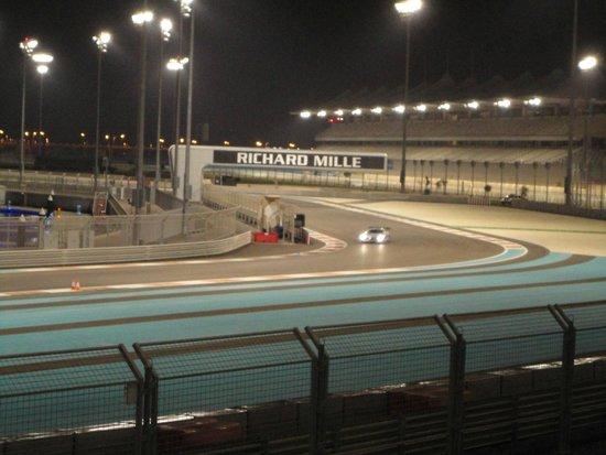 Yas Marina Circuit: April '12