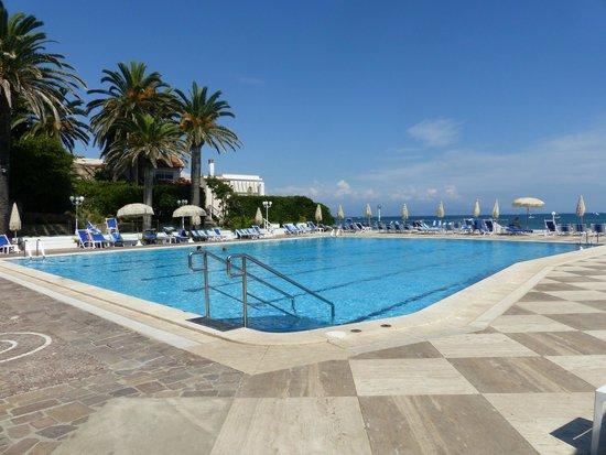 Hotel Maga Circe: MAGNIFICA MAXI PISCINA